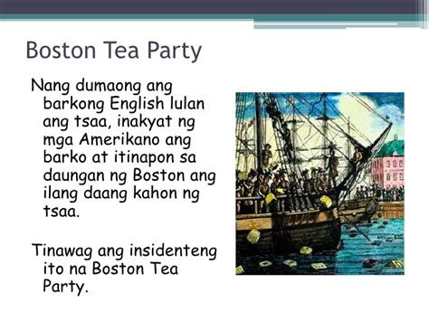 ano ang boston tea party picture 5