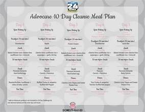advocare started cleanse and gaining weight picture 1