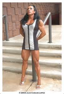 ifbb pro great calves women's picture 3