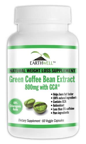 gca pure green coffee bean extract picture 5