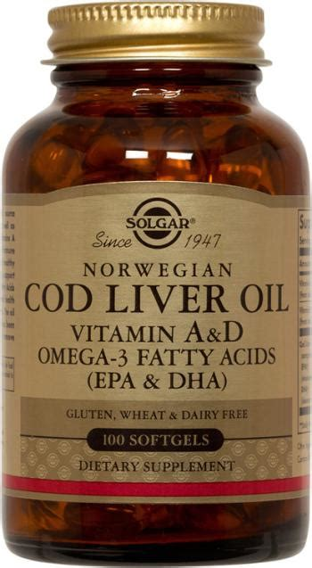what is cod liver oil good for picture 1