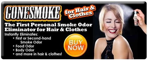 smoke odor out of hair picture 2
