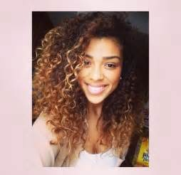 curly hair highlights picture 15
