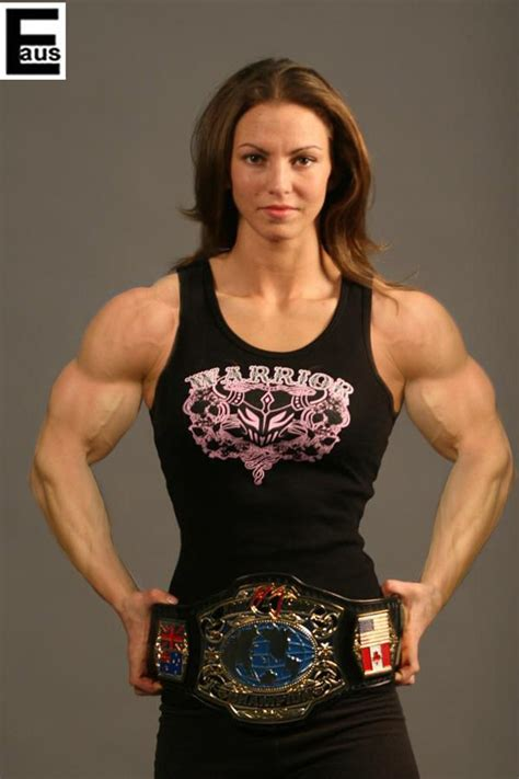 wrestling female with muscles picture 1