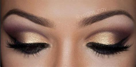 makeup for light skin gold picture 3
