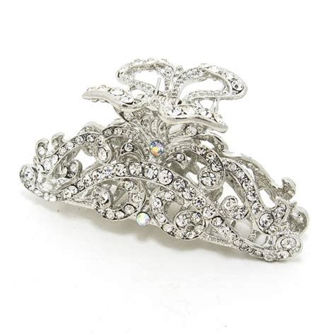 austrian crystal hair accessories picture 18