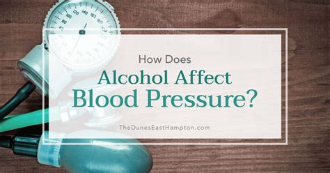 does alcohol raise your blood pressure picture 3