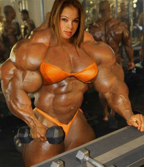 female muscle morphs my space picture 2