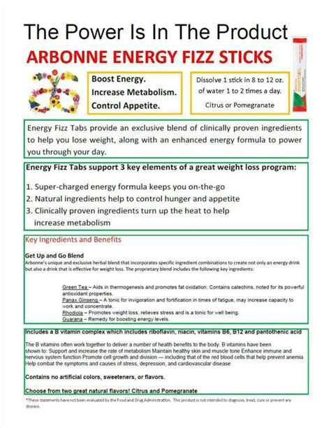 arbonne metabolism boost side effects picture 1