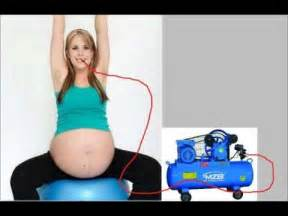 inflation of female belly dailymotion picture 2