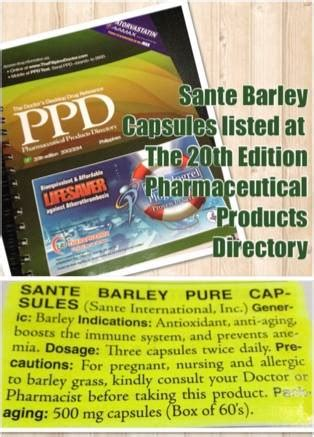 sante pure barley available in mercury drug store? picture 5