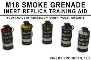 police training gear smoke grenades picture 9