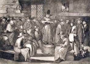 whipping of three quaker women picture 5