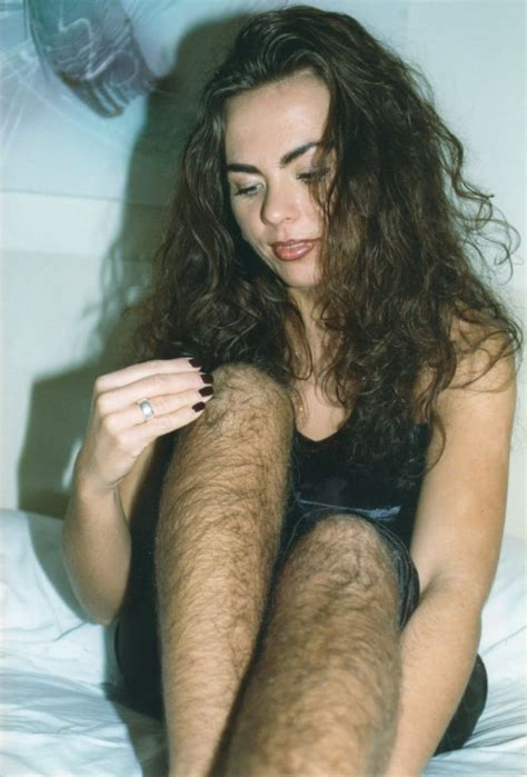 hairy women picture 2