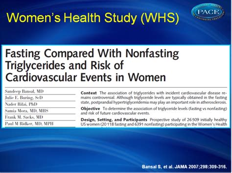 womens health study picture 3