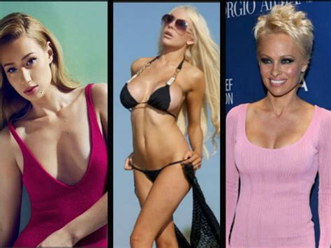 actresses and breast augmentation jobs picture 10