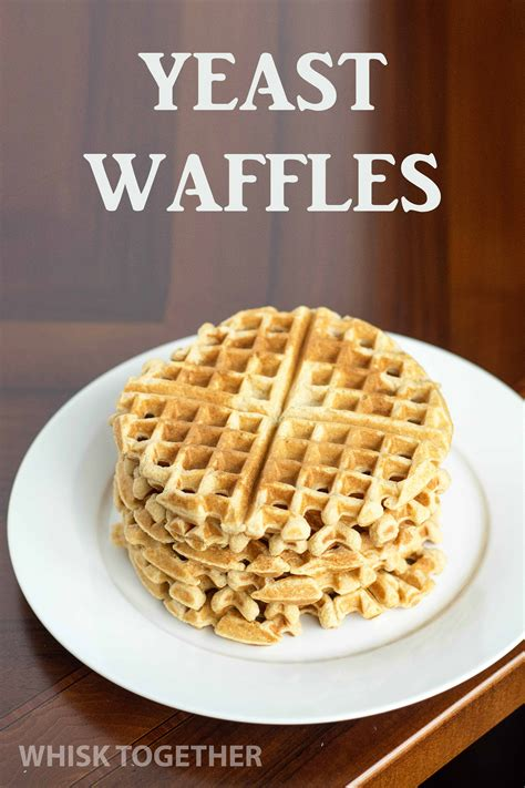 yeast waffles picture 7