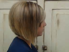 a line hair cut picture 6