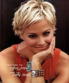 celebrity short hair styles picture 17