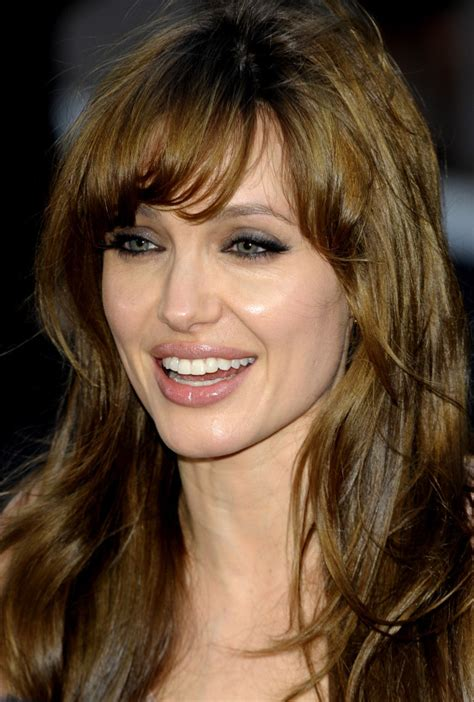 angelina jolie hair style picture 2
