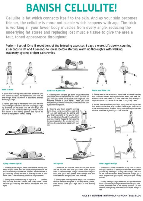 cellulite exercise picture 5