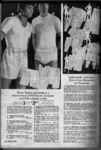 penis showing on sears catalog picture 1