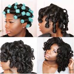 how to take a perm out of black picture 1