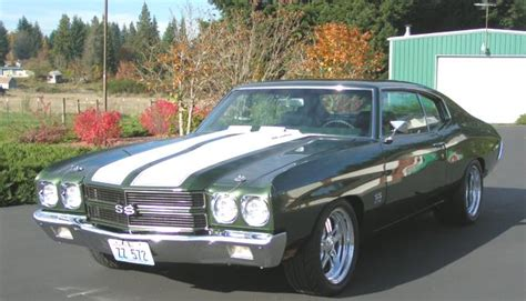 cheap 60's muscle cars picture 5