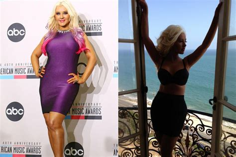 celebrities weight loss picture 5