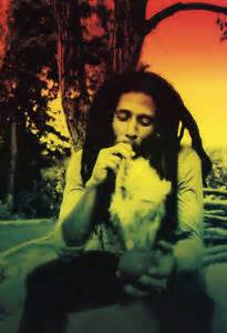 bob marley smoke two bongs picture 2