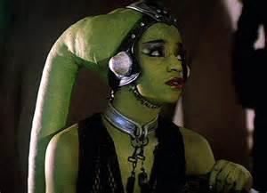 jabba green skin dancer picture 1