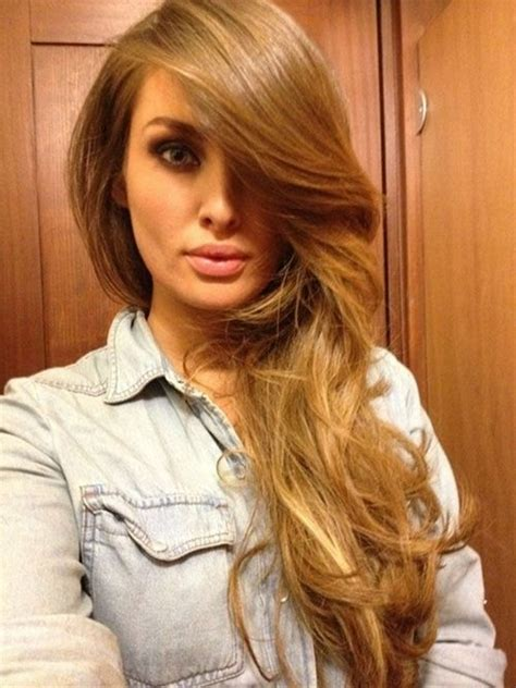 caramel brown hair picture 6
