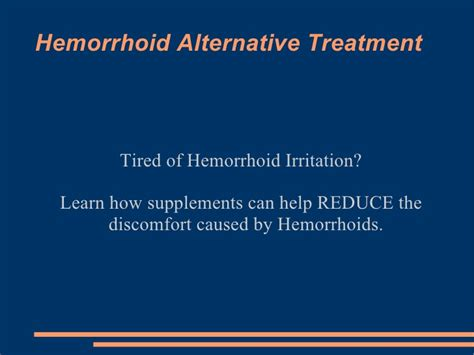 alternative treatment for hemorrhoids picture 3