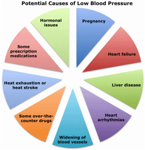 Changes in blood pressure due to postural changes picture 2
