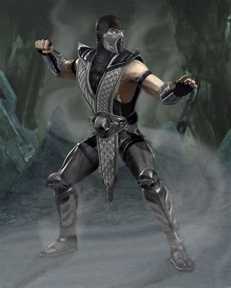 mortal kombat smoke picture 3