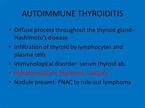 autoimmune thyroiditis disease lymphocytic lymph nodes picture 6