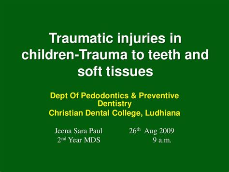 children and trauma to teeth picture 2