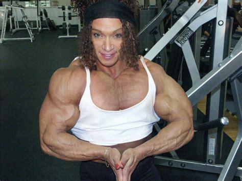 colettes bodybuilder pecs picture 11