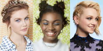 hair styles for graduation picture 9