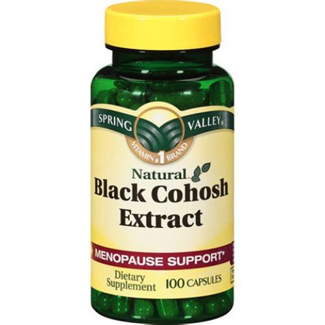 side effects of black cohosh root picture 2