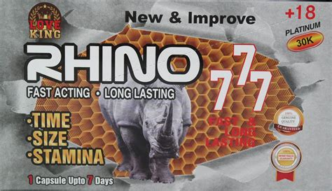 what color is powder in rhino 7 platinum picture 9