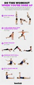 muscle soreness workout picture 3