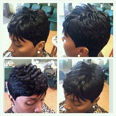 molded short hair picture 11
