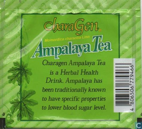 charagen ampalaya tea price picture 1