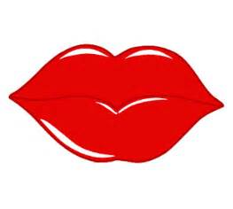 cartoon lips picture 6