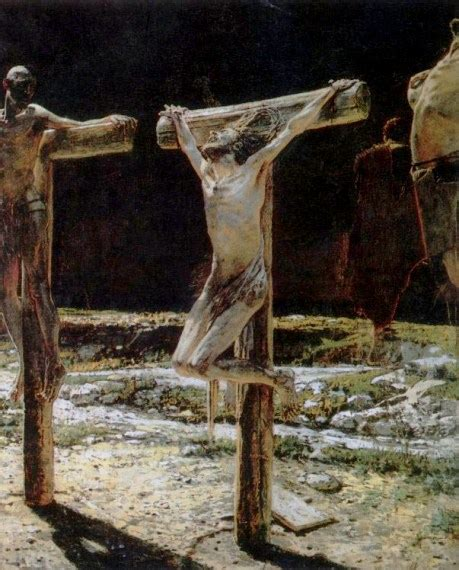 quoom crucified women picture 1
