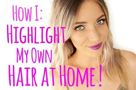 at home hair highlighting picture 9