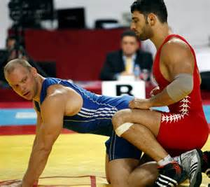 muscle men wrestlers picture 5