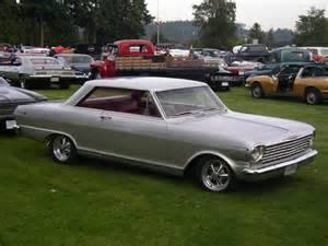 62 chevy novas muscle picture 11