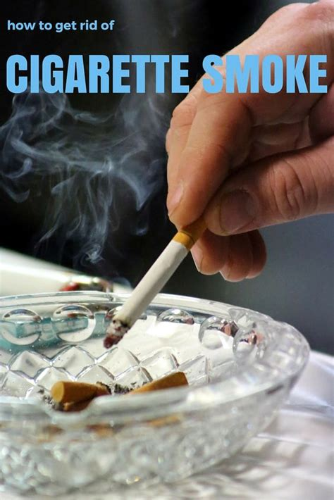 how to get rid of cigarette smoke smell picture 3